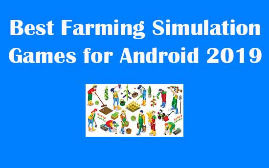 Best Farming Games For Android 2019 - No Survey No Human Verification