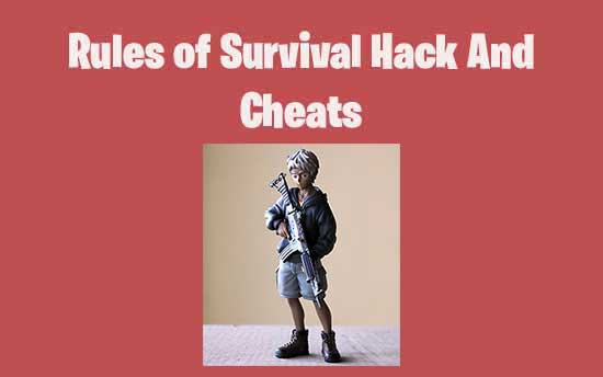 hack rules of survival diamond pc