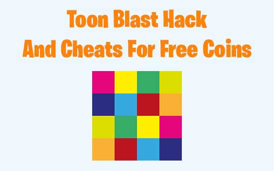 Toon Blast Hack Cheats No Survey No Human Verification - No Survey