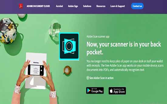 8 Best Android & iOS Scanner Apps To Scan All Documents Fast