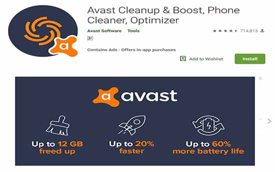 avast cleanup boost