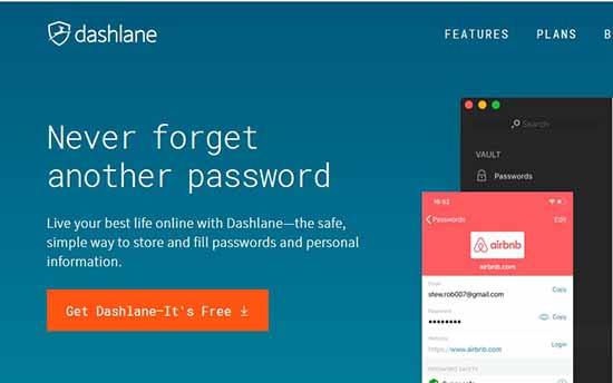 8 Best Free Password Manager Softwares in 2019 - Fehler 10