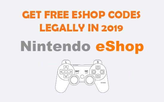 Free Nintendo eShop Codes : Top 3 Ways Explained - NSNHV