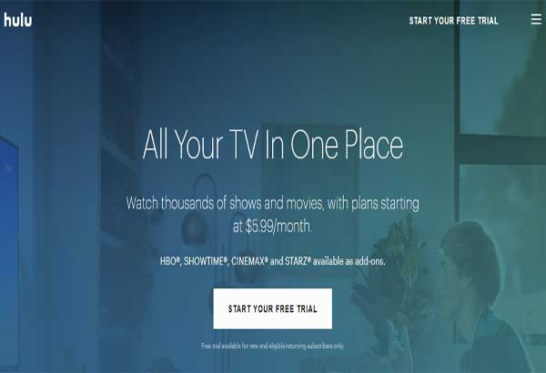 get hulu premium ad free