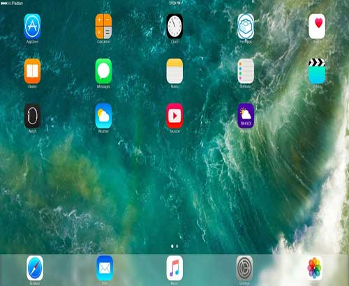 Open iPadian