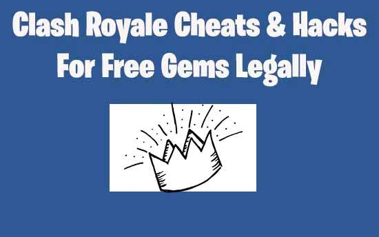 clash royale easy hack no verification