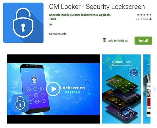 cm app lock