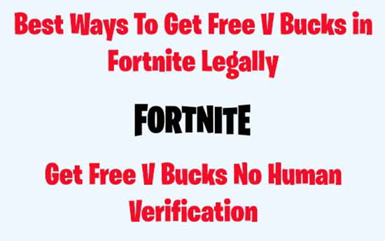 fortnite.apk no human verification