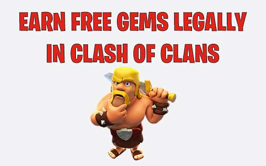 Clash of Clans Hack : Top 10 Best Cheats To Get Free Gems Legally