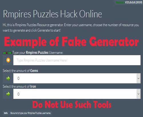 empires and puzzles hack tool - fake tool