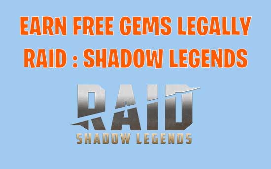 Raid Shadow Legends Cheats : Top 7 Best Hacks For Having Free Gems Legally In 2019