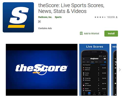 online live sports streaming websites