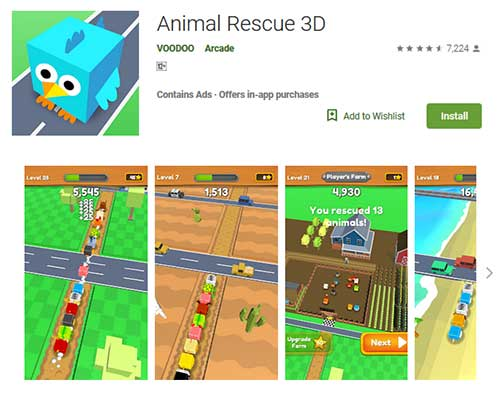 best rescue game
