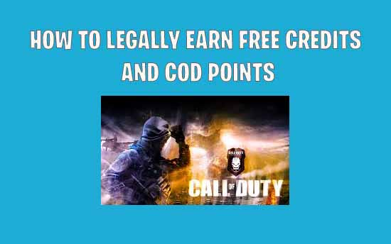 Call of Duty Mobile Hack : Top 5 Legit Cheats to Earn Free COD Point