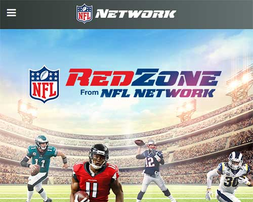 nfl redzone streaming