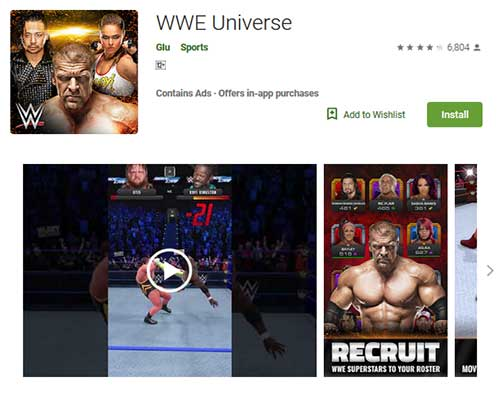 latest wwe game