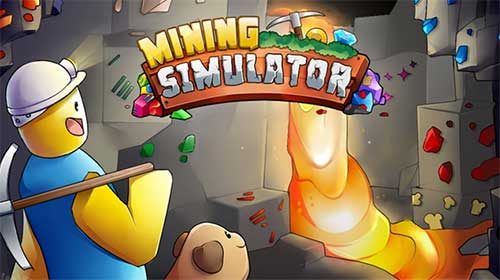 Mining Simulator Roblox Game