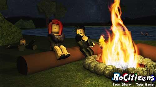 RoCitizens Game Roblox