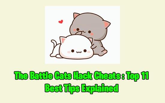 The Battle Cats Hack Cheats No Survey No Human ...